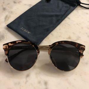 J crew factory sunglasses. New in bag. Never worn.